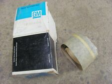 NOS 1968 68 Chevelle SS Rear Quarter Panel Stripe Black GM 3934104