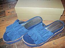 BRUNO PREMI top aktuelle Pantolette Gr. 40  blau NEU/KARTON NP 159,00 €