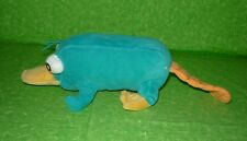"Phineas and Ferb PERRY Platypus Plush Stuffed Animal Toy 12"" Long"