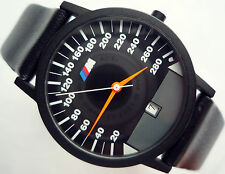 BMW M Power M3 E36 3 Series Motorsport Speedometer Racing Car Sport Design Watch
