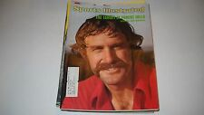 John Newcombe- Target at Forest Hills - Sports Illustrated- 8/26/1974