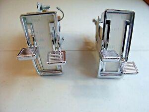 1956, 1955 mercury montclair heater controls & windshield wiper/ washer control.