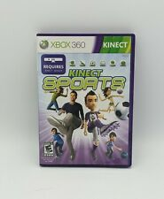 Kinect Sports Xbox 360. Tested and Complete with Manual