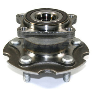 Wheel Bearing and Hub Assembly Rear IAP Dura 295-12374