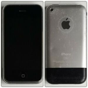 Apple iPhone A1203 Smartphone (Unlocked), 8GB *PLEASE READ DESCRIPTION IN FULL*