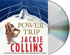 The Power Trip by Jackie Collins (2013, CD, Unabridged)