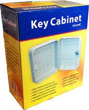 Key Cabinet Hanger Holder 2 keys Included Secure Lock System Easy to Install