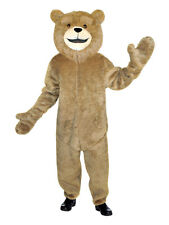 Adulte sous licence TED nounours combinaison costume robe fantaisie homme femme unisexe