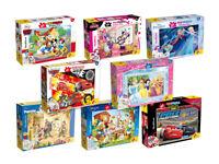 Puzzle per bambini 3 anni lisciani 60 24 pezzi topolino disney principesse cars