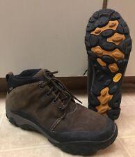 MERRELL Coda Mid Deepwood Trail Hiking Waterproof Boots Polartec Mens 11.5