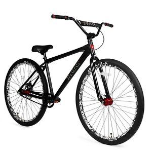 Throne The Goon D2 29er Fixed Urban Street Bicycle Bike Black Combat NEW 2021