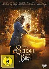 Die Schöne und das Biest (2017) DVD