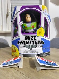 Buzz Lightyear toy Story signature Collection ITALIANO