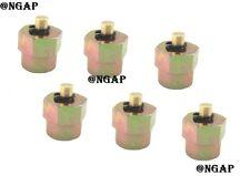 Diesel Fuel Injector Block-Off Tool / Cap Fits 03~07 5.9L Dodge Cummins Set of 6