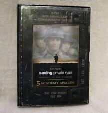 Saving Private Ryan Dvd 2004 2-Disc D-Day 60th Anniversary Commemorative Usa R1