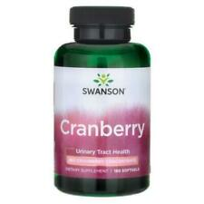 Swanson Cranberry 800mg, 180 Softgels A Burning Sensation When Urinating.
