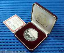1983 Singapore Mint's $10 Lunar Series Year of the Boar 1 oz Silver Proof Coin