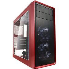 Fractal Design Focus G Mystic Red, Tower-Gehäuse, rot