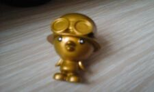 MOSHI MONSTER SERIES 1 SPECIAL GOLD PEPPY FIGURE.