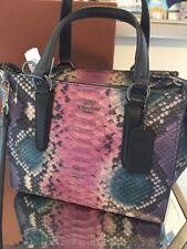 Coach Snakeskin Bags Amp Handbags For Women Ebay