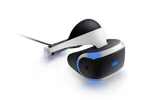 Sony PlayStation VR Virtual Reality Headset For Playstation 4 - FAST DELIVERY