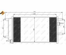 Kondensator IVECO Daily II 02- NRF  35751