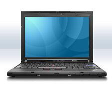 Lenovo X200S Core 2 Solo U3500 1.4 GHz 4GB 160 HDD Windows Vista Business