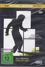 Die Michael Jackson Story -Das Leben des King of Pop DVD NEU&OVP (4042564085471)