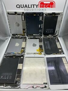 Lot Of 9 Ipad Mini 1 & 2 AS-IS UNTESTED* * AS-IS