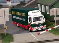 Stobart MAN LE L2000 F15459 Box Van Delivery Lorry Truck 1:76 Scale OO/00 1998