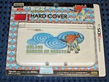 Nintendo Pokemon Keldeo Resolute Form Hard Cover 3DS LL XL Console System JAPAN