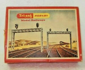 Triang Hornby OO Scale Colour Light Signal Gantry