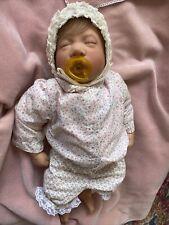 Lee Middleton Sleeping Baby Signed #081094 -1757/2500 - 1994