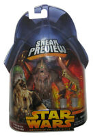 Star Wars Episode III Revenge of The Sith Wookie Warrior Action Figure