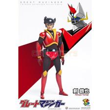 Grande mazinga Great Mazinger Pilota Tetsuya Tsurugi Action Figure 30cm ZC WORLD