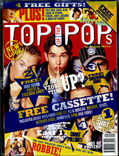 TOP OF THE POPS 1995 TAKE THAT BOYZONE LOUISE KYLIE ROBBIE MN8 DAMON ALBARN