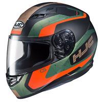HJC 1502-147 i10 Solid Color Helmet 3XL White