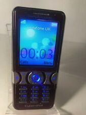 Sony Ericsson Cyber-shot K550i - Wine (Unlocked) Mobile Phone