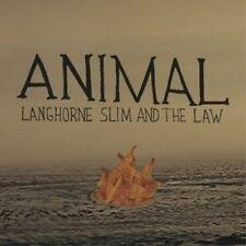 "LANGHORNE SLIM & THE LAW - ANIMAL (7"")   VINYL LP SINGLE NEW!"