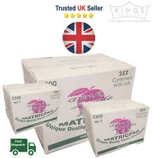 756 (3 boxes) Pink Apple Plastic Food Containers and Lids C500
