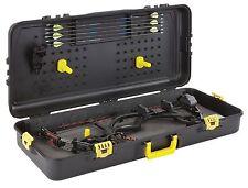 NEW Hard Bow Case Parallel Limb Plano Molding Company Black Movable Tie-Downs