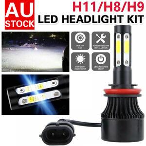H11 LED Headlight Light Bulbs Replace HID Halogen 200W 30000LM 6000K White Globe