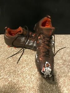 NFL My Cause My Cleats Nike Size 15 Cleats Cleveland Browns