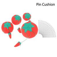 Tomato DIY Craft Needle Pin Cushion Holder Sewing Kit Pincushions DIY Sewi BRUS
