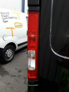 PASSENGERS  TAIL LIGHT RENAULT TRAFIC MK2 2001 TO 2014 SL27 SPORT Rear Lamp