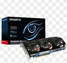 Gigabyte R9 280X Grafikkarte AMD 3Gb 1080p Gaming mit OVP  APPLE MAC PRO HDMI