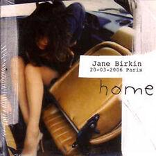 CD Single Jane BIRKIN Home promo 1-TRACK CARD SLEEVE  NEW SEALED NEUF SCELLE