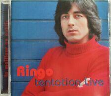 """RINGO WILLY CAT - RARE CD """"TENTATION LIVE"""" (SHEILA)"""