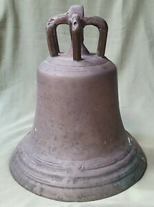 Rarely seen early Bronze Bell, 16th or 17th century