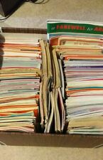 More details for job lot ~ mainly wales rugby union programmes 1955 to 2012+ books+vhs tapes.